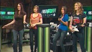 G4TV's Free Stuff!  [Random Episode]