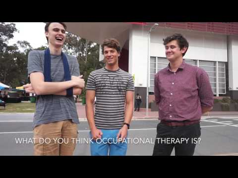 What do you think occupational therapy is?