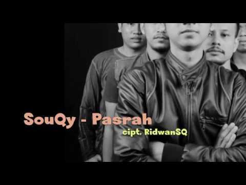 Pasrah - Souqy(LIRIK)