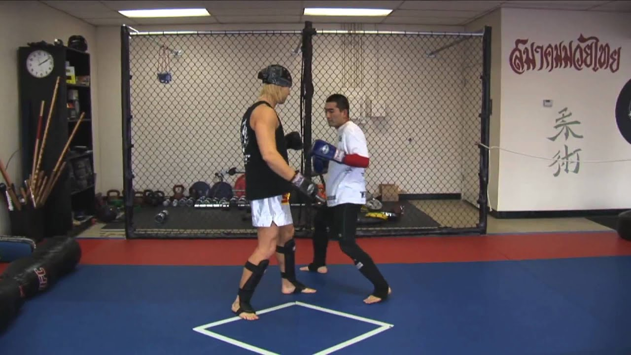 - Advanced Overhand Right Counters