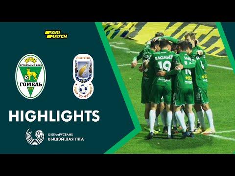 Gomel Energetik-BGU Goals And Highlights