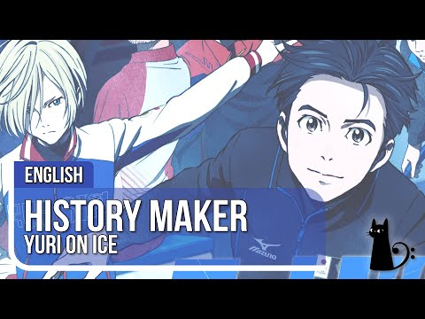 """""""History Maker"""" (Yuri On Ice) Vocal Cover by Lizz Robinett"""