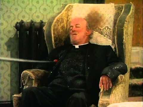 Father Ted - Feckin' Water!