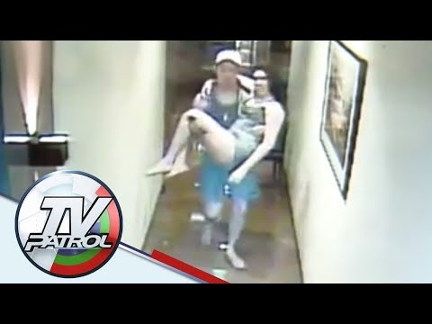 SAPUL SA CCTV: Ang mga huling oras ni Christine Dacera | TV Patrol