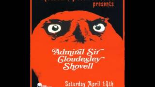 The Admiral Sir Cloudesley Shovell - Live at Roadburn 2012 (Full Show - Audio)