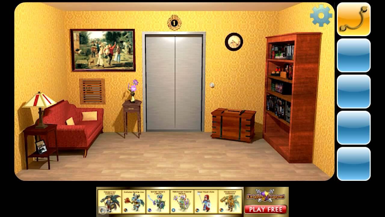 Room Escape Level