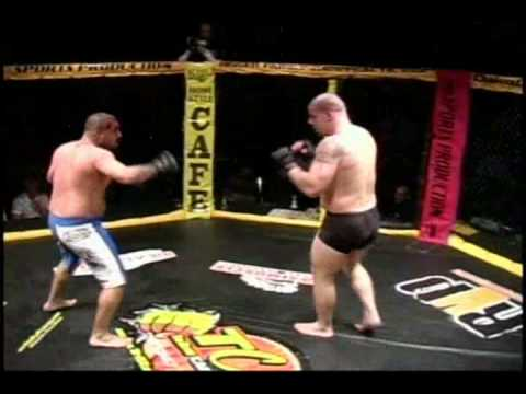 Diego Garcia Vs. Waylon Goldsmith TCF Part 1