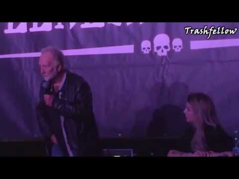 Weekend of Hell 2015 Q&A/Panel Tobin Bell Jigsaw [Saw] Saturday HD