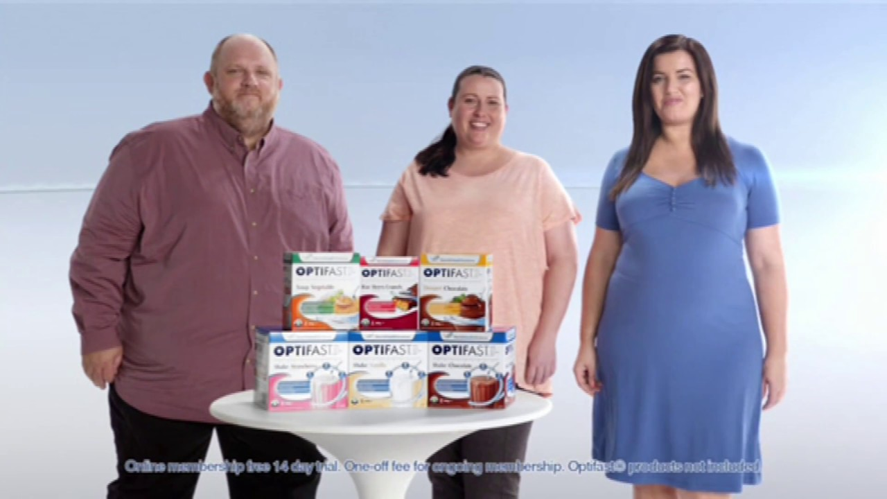 OPTIFAST Program - Weight Loss TV Commercial 2016 - YouTube