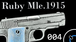 "How it Works: French Mle.1915 ""Ruby"""