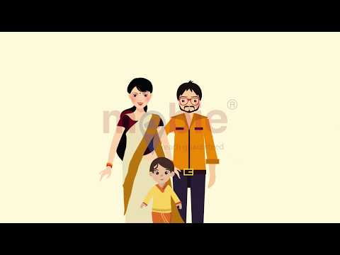 2D Animation Ad For Ricemandi.com