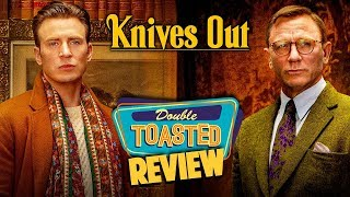 KNIVES OUT MOVIE REVIEW 2019 | Double Toasted