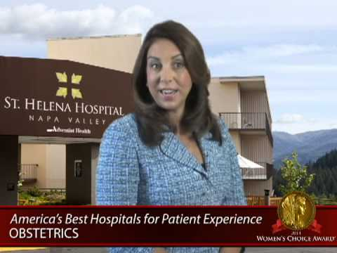 St Helena Hospital - America's Best Hospital in Obstetrics 2014