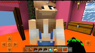 МИЛАЯ ДЕВУШКА ХОЧЕТ ЧТОБЫ Я ЕЁ ****** (Анти-Грифер Шоу Minecraft PE) майнкрафт Я НЕ ПРИТВОРИЛСЯ