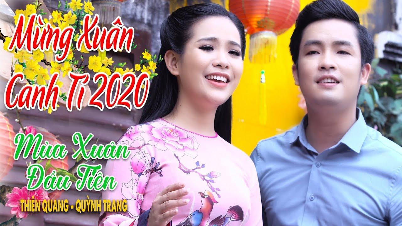 Đón Xuân Canh Tí 2020 Rộn Ràng Cùng Thiên Quang & Quỳnh Trang | Mùa Xuân Đầu Tiên - Gác Nhỏ Đêm