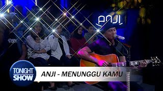 Download lagu Anji - Menunggu Kamu Special Performance