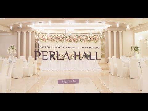 Perla Hall Wedding