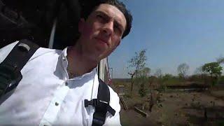 We took a train in India! | Sam Pepper Live Stream