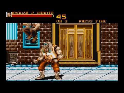 Final Fight (Atari ST)