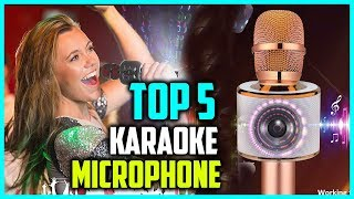 Best Portable Wireless Karaoke Microphone 2018