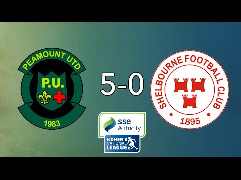 WNL GOALS GW21: Peamount United 5-0 Shelbourne
