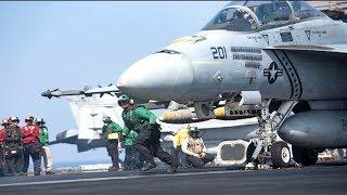 TQ Đừng dại dột đùa với đội tàu sân bay Mỹ