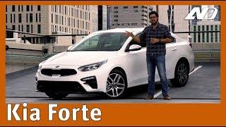 Kia Forte - Acostúmbrate a el, pues será el nuevo rey del segmento