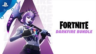 Fortnite | Darkfire Bundle | PS4
