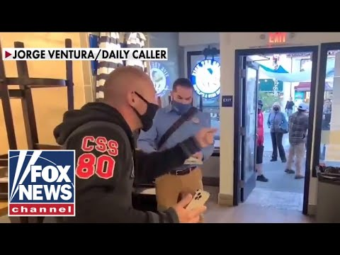 Viral restaurant owner who clashed with public health officials joins 'Hannity'