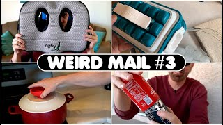 Mail Time #3: Six Mini-Reviews!