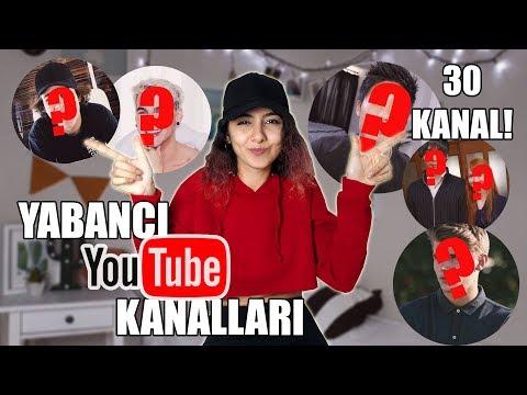 İNGİLİZCE ÖĞRENENLER İÇİN YOUTUBE KANALLARI | Her İçerikten 30 Kanal