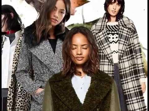 Модное пальто зима 2016-2017