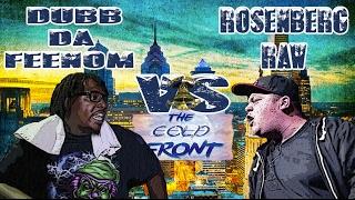 KLBL - Rap Battle - Rosenberg Raw vs Dubb Da Feenom