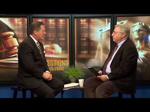 Robert Sykes on 3 Questions with Bob Evans