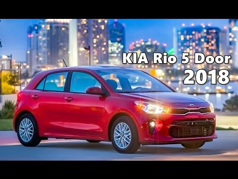 2018 kia rio5. contemporary 2018 2018 kia rio 5 door allnew driving exterior interior and kia rio5
