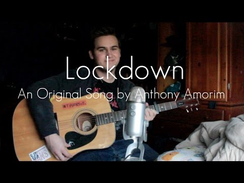Lockdown - Anthony Amorim (Original Song)