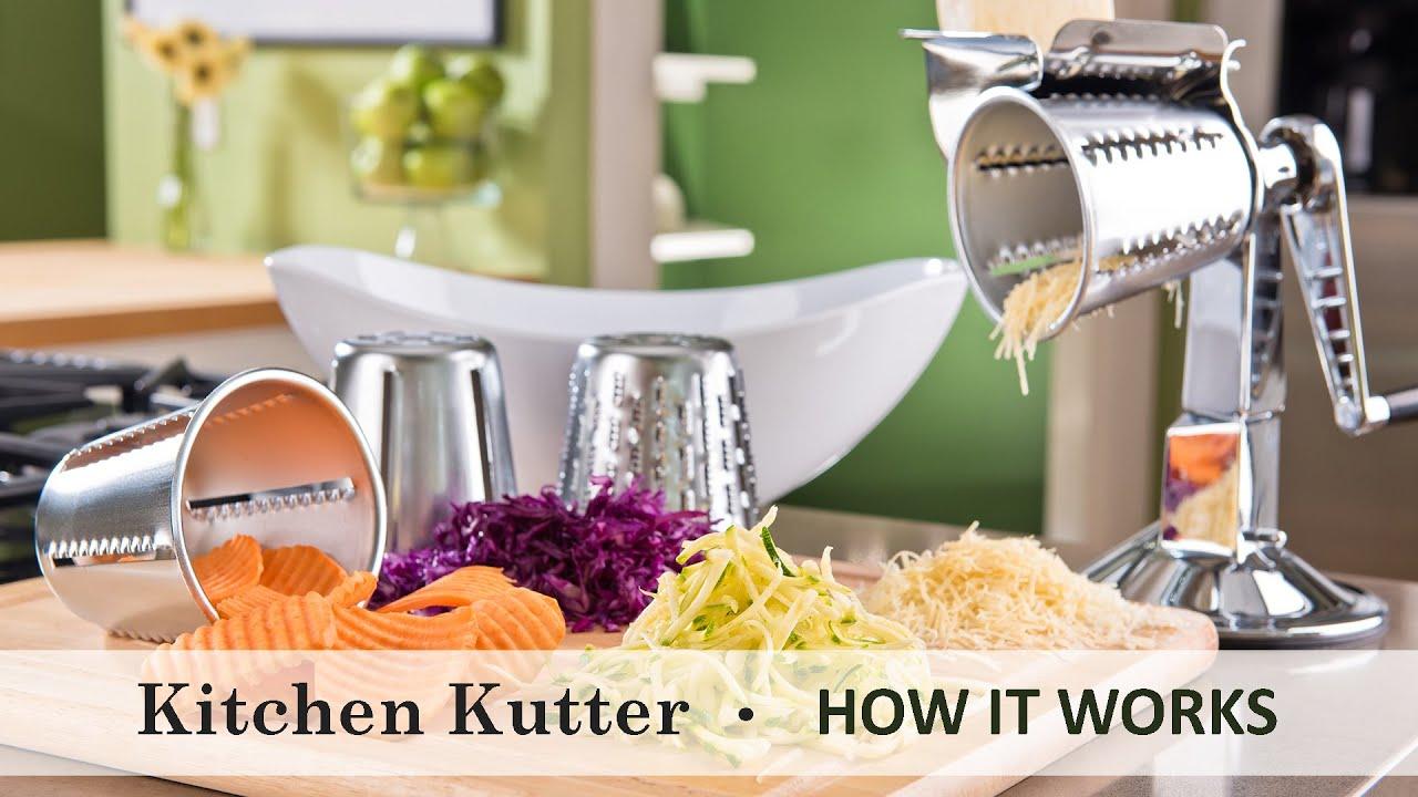 Kitchen Craft Cookware Kitchen Kutter