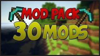 Minecraft - MODPACK 30 MODS + Download ITA -