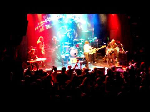 "The Flaming Sideburns Feat. Robert ""Strings"" Dahlqvist - Raw Power (Live)"