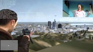 GTA V PC GAMEPLAY LEAKED