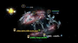 Darkorbit - 3 Friends vs Global Europe