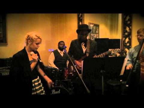 Valerie Cover by Elise Buchanan & The Jazz Impressionists
