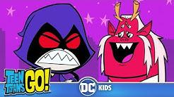 Teen Titans Go! auf Deutsch   Sei mehr wie dein Vater, Raven   DC Kids