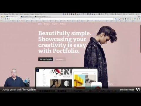 The Lightroom and Photoshop CC Show Ep17 - Your Portfolio