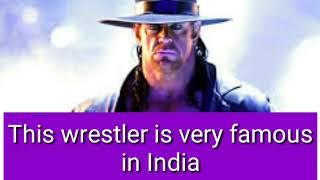 This wrestler is very famous in India || ये wrestles इंडिया में सबसे अधिक फेमस है