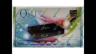 Q-SAT Q--07 HD, Q-SAT Q-11 HD настройка каналов