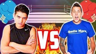 WHO WOULD WIN?! *Wassabi vs Roman*