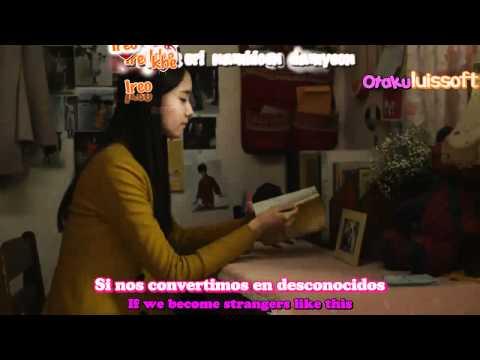 Because it's you Tiffany (SNSD) -Love Rain OST 3 [Sub. English-Español- Romanizacion-karaoke]