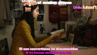 Because it's you Tiffany (SNSD) -Love Rain OST 3 [Sub. English-Español- Romanizacion-karaoke]
