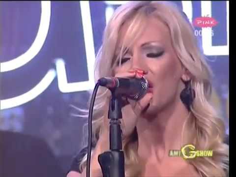 Ana Kokic - U meni jesen je - (Live) - Ami G Show - (TV Pink 2012)